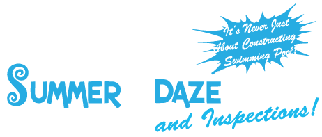 Summer Daze Pools Logo